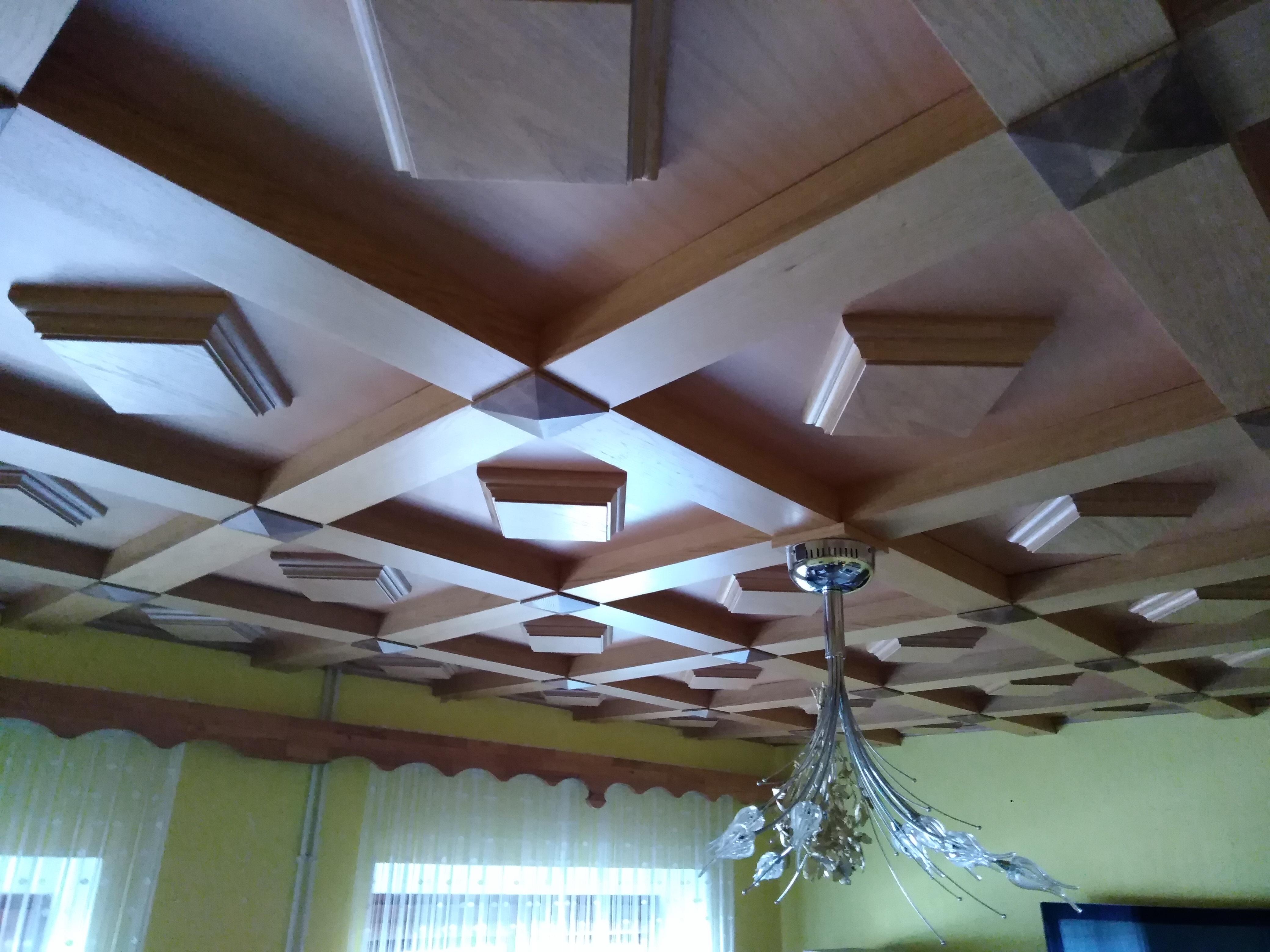 Kazetový strop